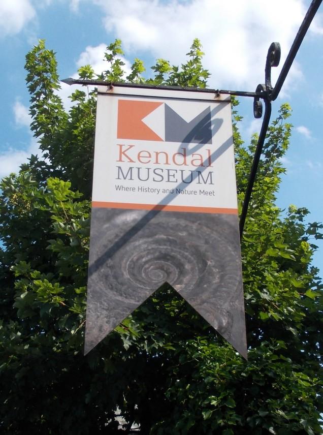 Kendal Museum - 19.7.13