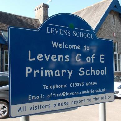 Levens School - 18.7.13