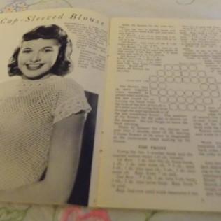 Blouse - 1940s