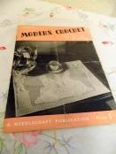 Modern Crochet mag - 1940s