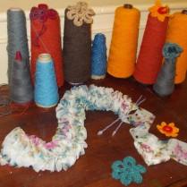 Fabric Scarf